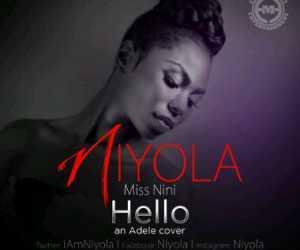 Niyola - Hello (Adele Cover)